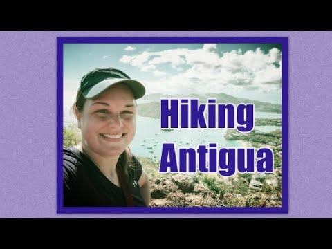 Hiking Antigua 2018