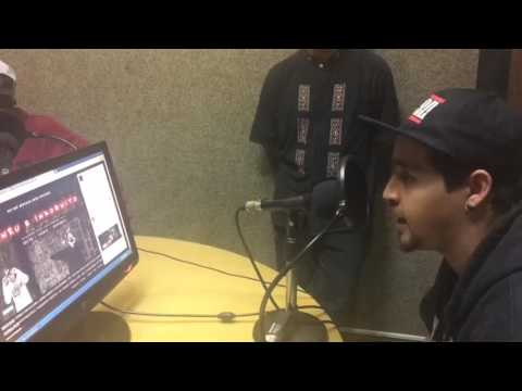 Promo Hip hop Breaking News House Party Quito en la Radiodifusora Casa de la Cultura Ecuatoriana