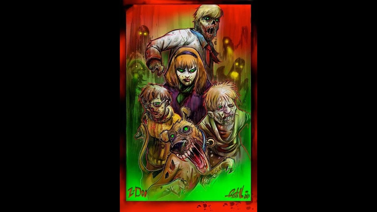Creepypasta Scooby Doo Lost Episode Youtube