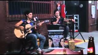 Carry On (Angra) Acústico - Mari e Maya