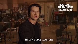Maze Runner: The Death Cure ['Recap On The Maze Runner & The Scorch Trials In 90s' (HD)]