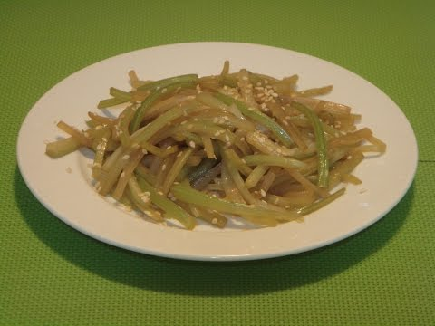 Stir Fried Celery recipe