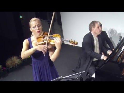 R. Strauss: Violinsonate 2/3  (Lidia Baich)