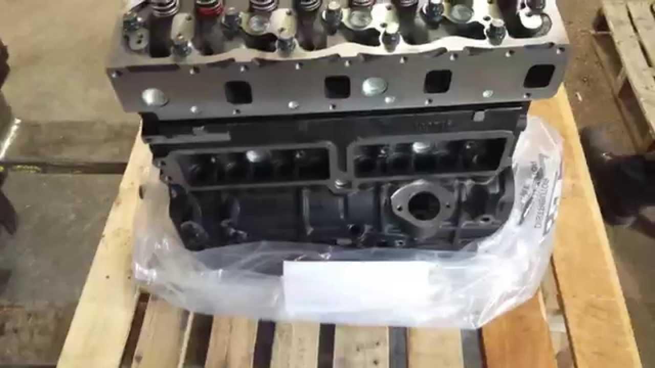 Brand New Isuzu NPR, NQR & GMC W Series 4HE1 engine for sale