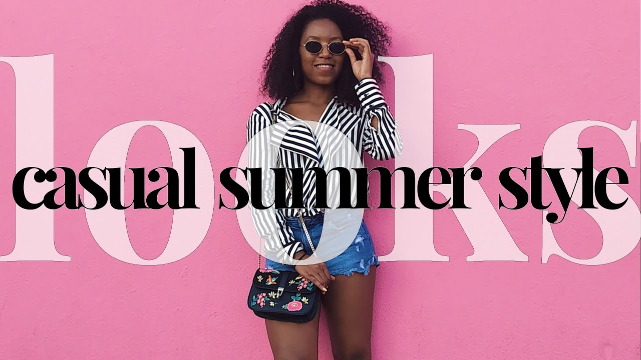 What I Wore | 3 Easy Summer Outfits | A Lookbook 5