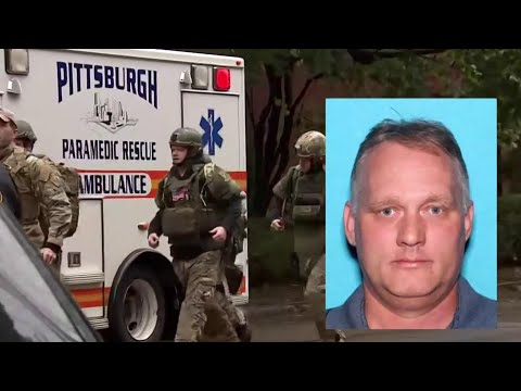 New Details Emerge About Accused Gunman In Pittsburgh Synagogue Mass Shooting   NBC Nightly News