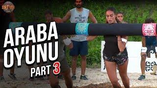 Araba Oyunu 3. Part   39. Bölüm   Survivor Türkiye - Yunanistan