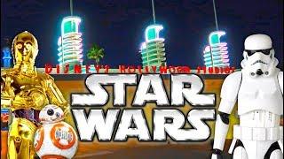 Top 5 Star Wars Experiences at Hollywood Studios- NEW Star Wars Parade!