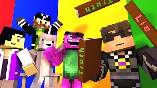 Minecraft TWO TRUTHS AND ONE LIE 3!