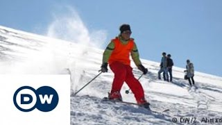 Olympic dreams - two Afghan skiers aiming for the top | DW Documentary