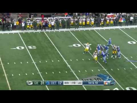 Matthew Stafford throws hail mary TD pass to Anquan Boldin