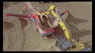 Site C - PRHP Crushing Plant