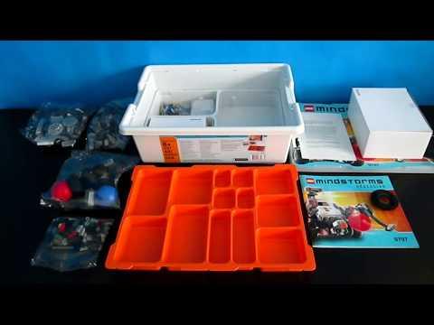 LEGO EV3 Mindstorms Space Challenge Badge Scoring` by
