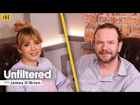 Paris Lees interview on transgender rights, prison & Vogue   Unfiltered with James O'Brien #14