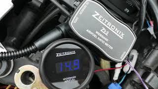 Zeitronix ZT-3  + ZR-3 AFR Gauge thumbnail