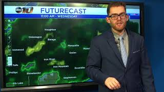Upper Peninsula Weather Forecast - June 10, 2019
