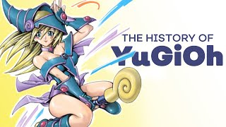 Remember When YuGiOh Was About Murder?| The History of YuGiOh | Anime Explained