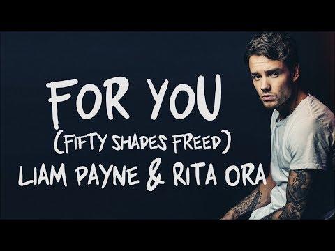 Liam Payne & Rita Ora – For You (Lyrics)