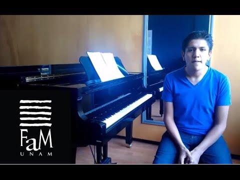 Ingresando a la Facultad de Música UNAM - Dudas frecuentes y recomendaciones