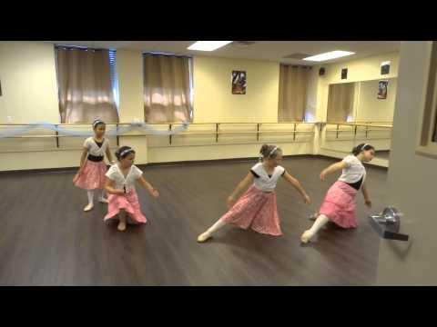 Ballet 1 & 2 End-of-year Open Class - Opening Dance (part 12)