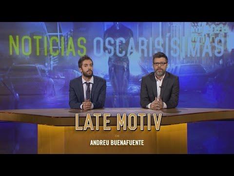 LATE MOTIV - Noticias Oscarisísimas con Quequé y Broncano | #LateMotiv195