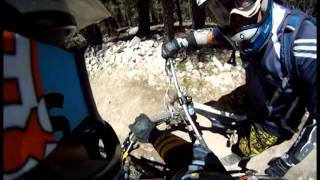 Angel Fire Bike Park 2014 (GoPro)