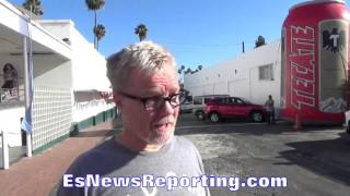 "FREDDIE ROACH RIPS CANELO!!! ""HE CAN"