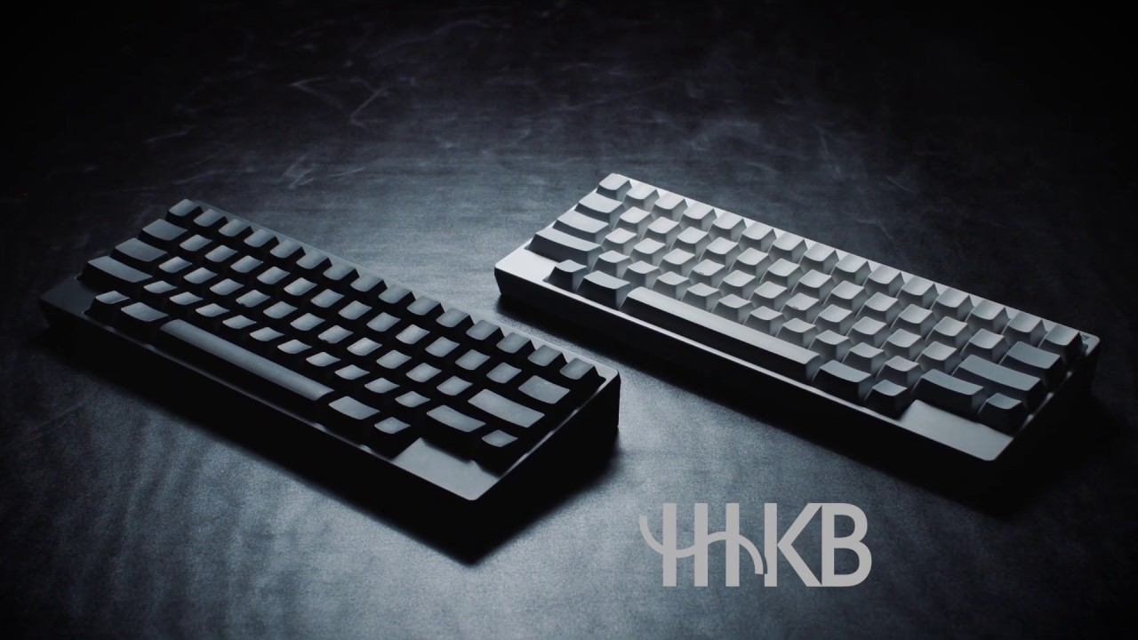 Happy Hacking Pro Classic Hybrid Hybrid Type S Keyboards Hhkp Realforce Keyboards