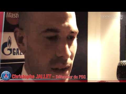 Christophe Jallet heureux de retrouver la compétition avec le PSG