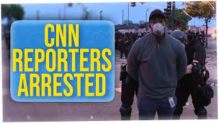 CNN Crew Arrested Live on Air in Minneapolis