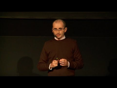 From Hello World to a Better World | Horatiu Tanescu | TEDxOradea