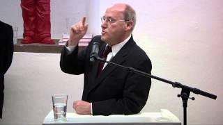 Gregor Gysis Rede zur Eröffnung von Ottmar Hörls Karl Marx Installation in Trier