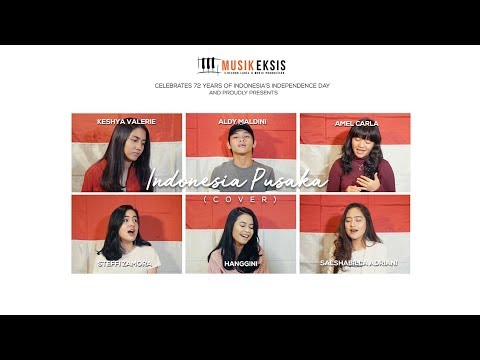 Eksis Banget Artist – INDONESIA PUSAKA (COVER)