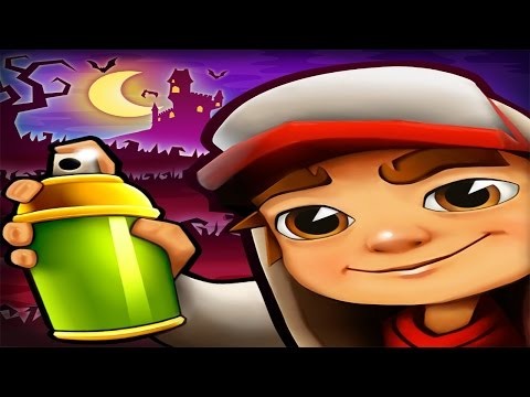 Subway Surfers Transylvania Android Gameplay #4