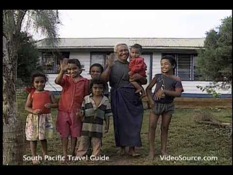 Tonga Introduction and Overview: history, economics, agriculture, culture