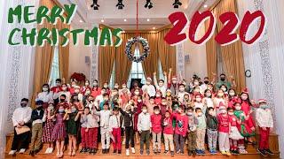 Nat Studio Christmas Party 2020