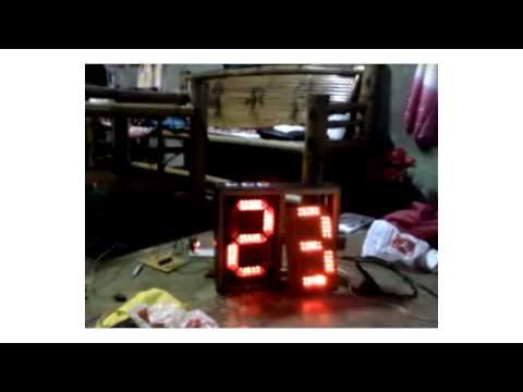 24 Second Shot Clock