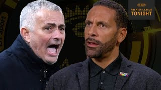 """Mourinho's comments are wrong for a football manager!"" Ferdinand angry with Man Utd boss"
