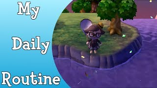 Animal Crossing New Leaf - My Daily Routine!