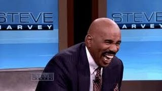 Ask Steve - Steve Harvey is stumped by hilarious question😂 thumbnail