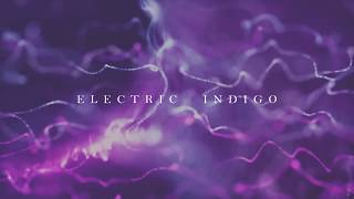 The Paper Kites - Electric Indigo (Lyrics Video)
