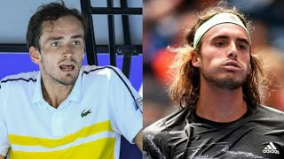 Complicated Relationship Of Daniil Medvedev And Stefanos Tsitsipas