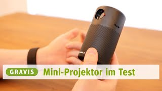 Nebula Capsule by Anker · Mini-WiFi-Projektor im Test – GRAVITIES Plus #56