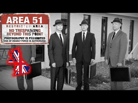 UK'S AREA 51: WE WERE CHASED BY UNDERCOVER POLICE AGENTS