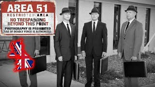 UK'S Area 51 IS NO JOKE **MEN IN BLACK WERE AFTER US** thumbnail