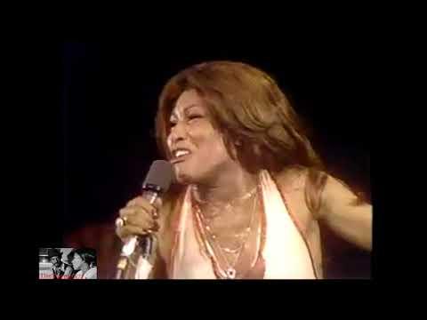 Ike & Tina Turner - Proud Mary '74