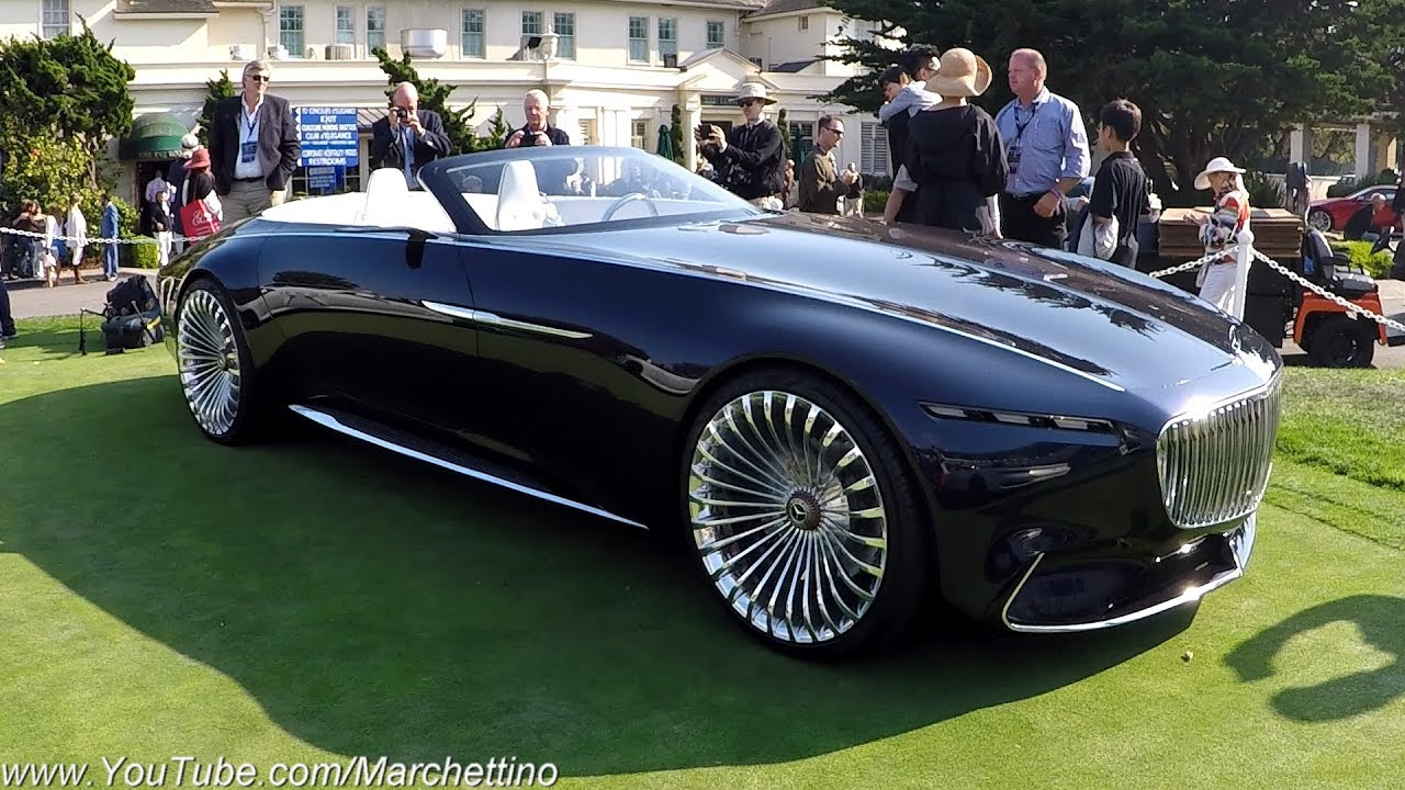 2018 maybach land yacht. plain 2018 the vision mercedesmaybach 6 convertible is perfection on wheels to 2018 maybach land yacht