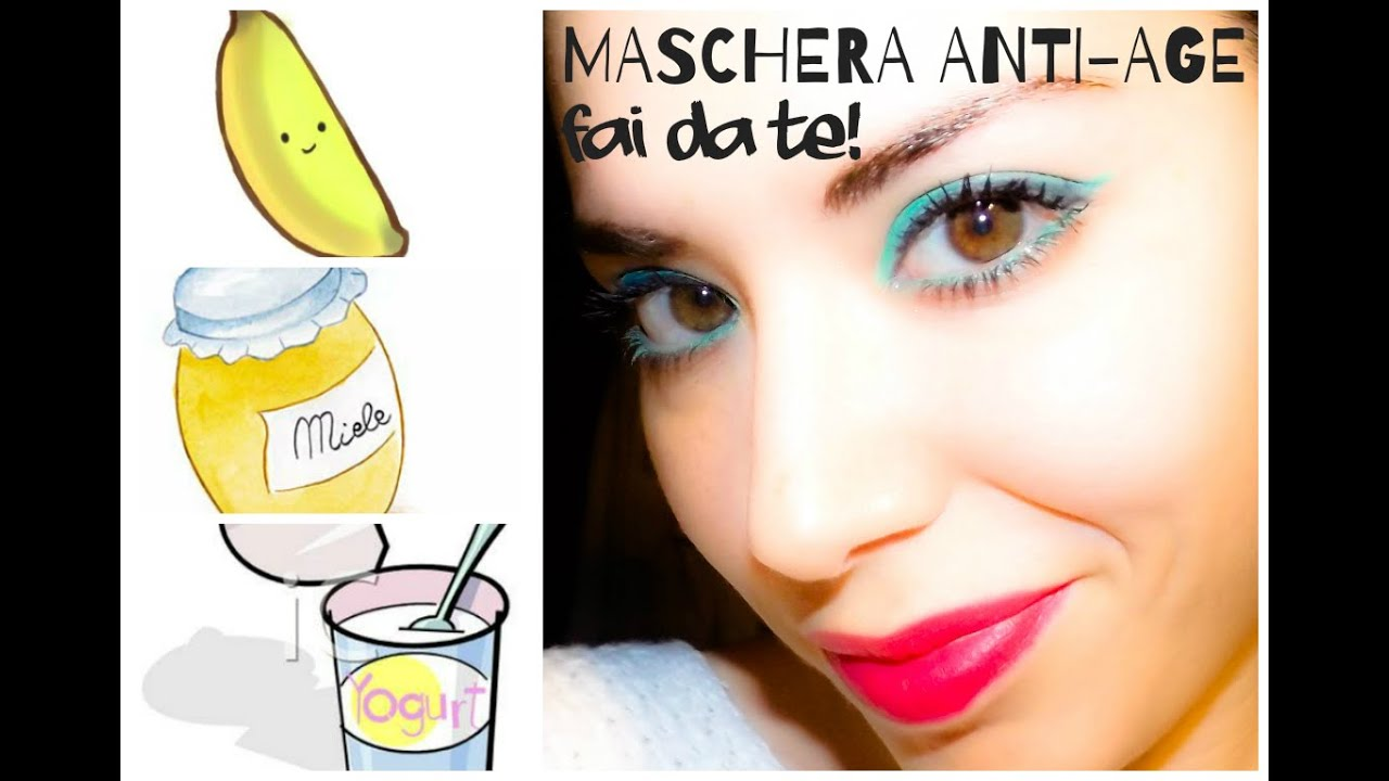 Maschera viso antirughe fai da te youtube for Panchine fai da te