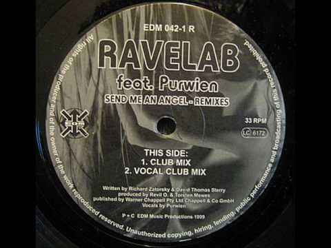 Ravelab Feat Purwien - Send Me An Angel (Vocal Club Mix)