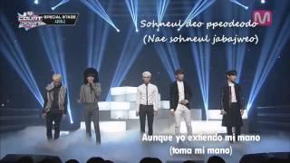 SHINee - Selene 6.23 Live [Sub español + Hangul + Roma] ♥ HD